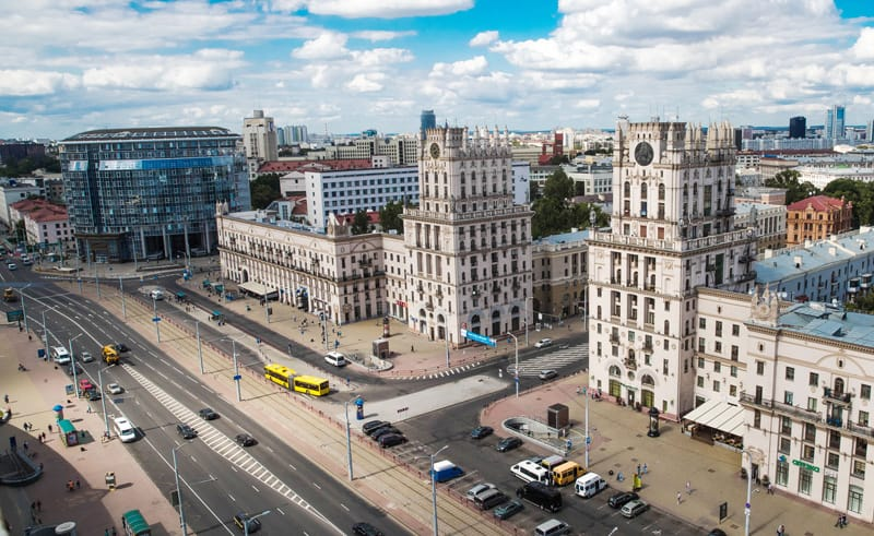 Ж/д билеты «Ласточка» Москва - Минск расписание поезда и цена
